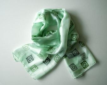 Green Lantern Silk Scarf