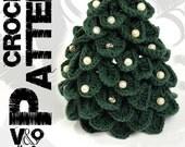 SALE! Christmas Tree. Christmas Tree Pattern. Crochet Pattern PDF