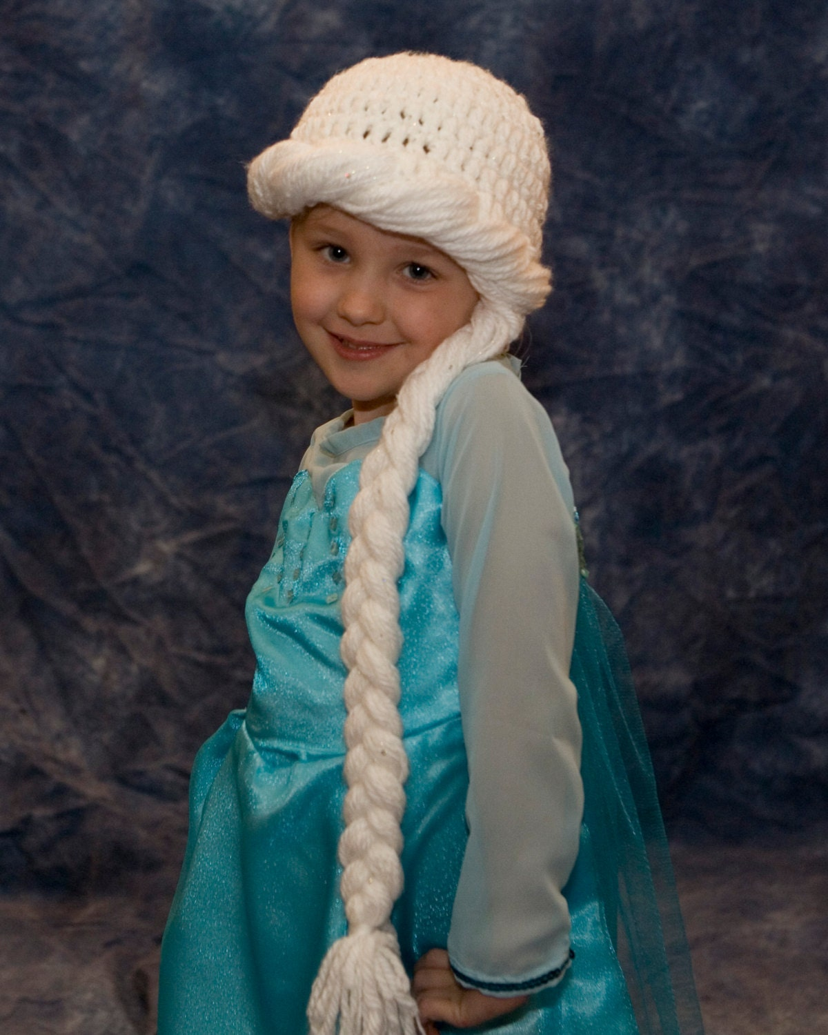 Elsa Hat Frozen Hat Elsa Costume Frozen Costume Elsa