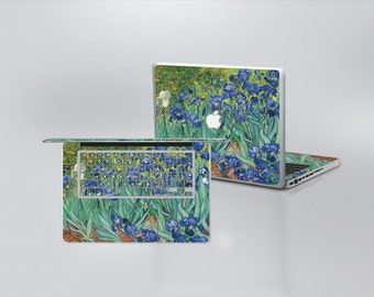 Van Gogh Irises MacBook Skin & Combination Sets