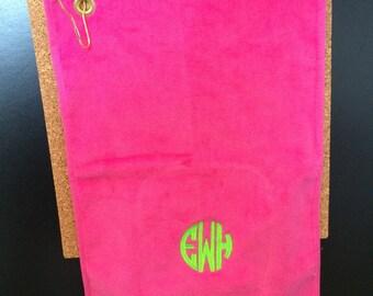 Golf - Tennis- yoga Sweat towel
