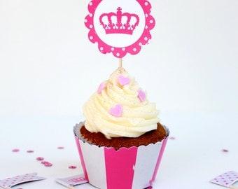 Princess Party kit  birthday