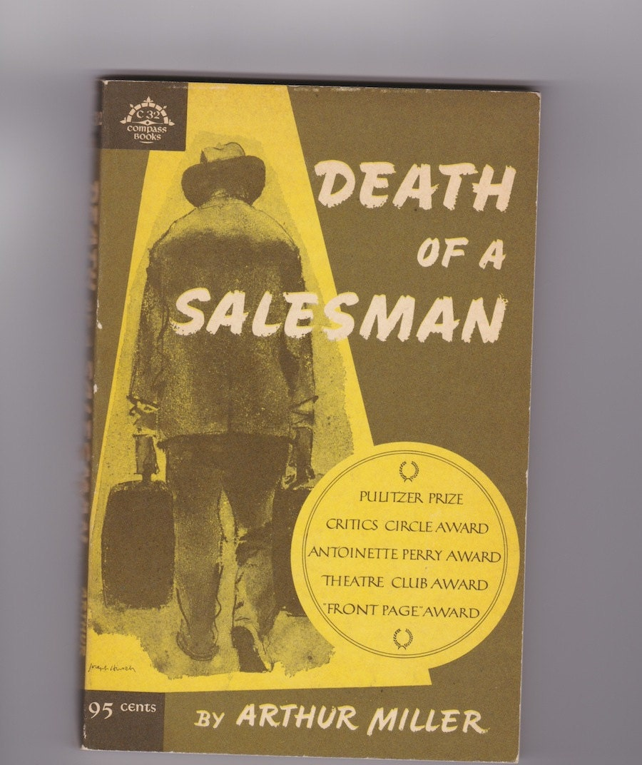 the many faces of death in arthur millers death of a salesman Arthur miller, death of a salesman, - arthur miller's portrayal of willy in.