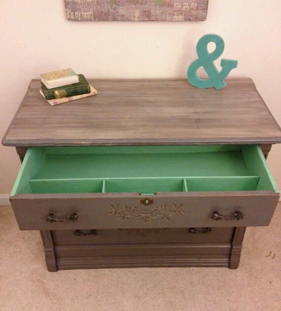 antique dresser rustic dresser driftwood painted furniture