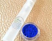 Blue Eyeliner- DIY All Natural, Vegan Eyeliner in Shock it to Me