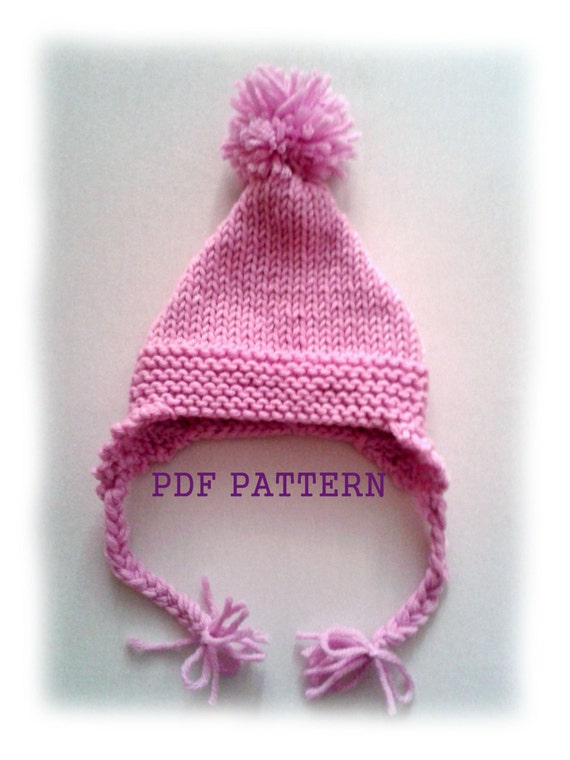 Instant download Knitting PATTERN for Baby by LunaticKnitter