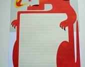 Dragon Mail Printable