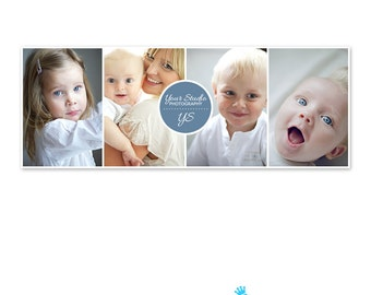 Facebook Cover Template PSD - Facebook Timeline Template PSD - Facebook Timeline Cover - Photoshop Photography Photo FB003