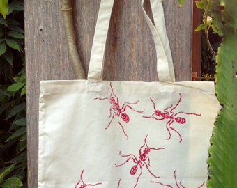 Trail of Ants Tote
