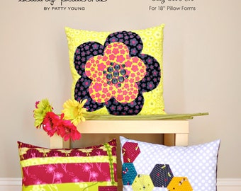 ModKid Pillow Trio Sewing Pattern