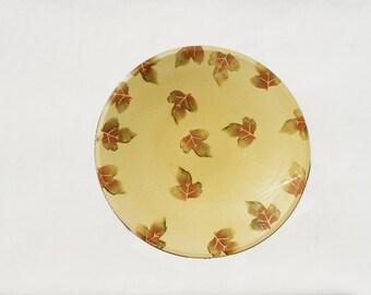 Folhagem Fabuloso Ceramic Serving Plate