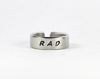 RAD Cuff Ring