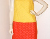 Candy Corn Dress by Versona Accessories - size 8
