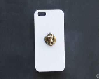 White iPhone 5 Case iPhone 6 Plus Elephant Case Galaxy S3 Elephant Case Samsung Galaxy S4 Elephant Cover Elephant Cell Phone Case