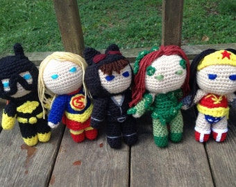 Laura Michels - Crazy Crochet Lady: Batman Cape!