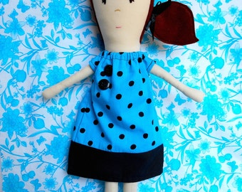 Doll Pattern - Bridget Doll PDF Sewing Pattern