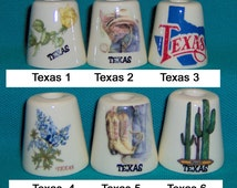 3 Texas Cactus Boot Bluebonnet Hat Yellow Rose Cigarette Snuffers 200 Designs Butt Outs For Ashtray