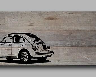 Reclaimed Barn Wood Wall Art