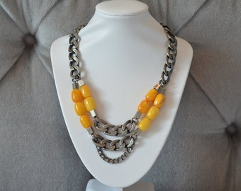 The Sunshine Layered Chain Necklace