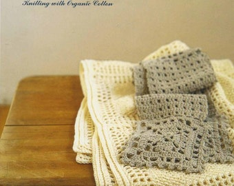 Organic crochet - crochet patterns - crochet ebook - japanese craft ebook - PDF - Instant Download