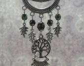 Woodland Reverie - Tree of Life Necklace - Free US Shipping