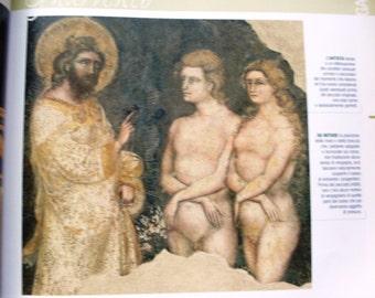 nudo nella pittura - libro di immagini artistiche - libro d'arte vintage, maestro della pittura italiana - dipinti ad olio su tela - nude