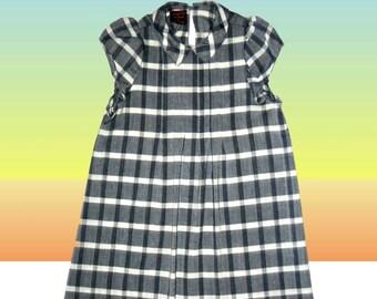 MINI BABYDOLL DRESS //