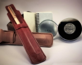leather case for pens