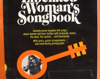 The Liberated Woman's Songbook by Jerry Silverman