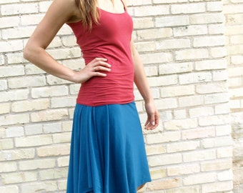 Lily ~ Tank Top ~ Bamboo & Organic Cotton ~ Made to Order