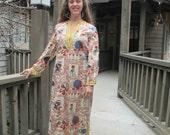 Ancient Egyptian Caftan Dress