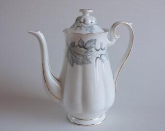 "Royal Albert ""Silver Maple"" Coffee pot"