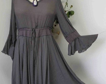 Exclusive Princess Summer  Dress from S to Large. Boho, Bohemian, Hip Hop.