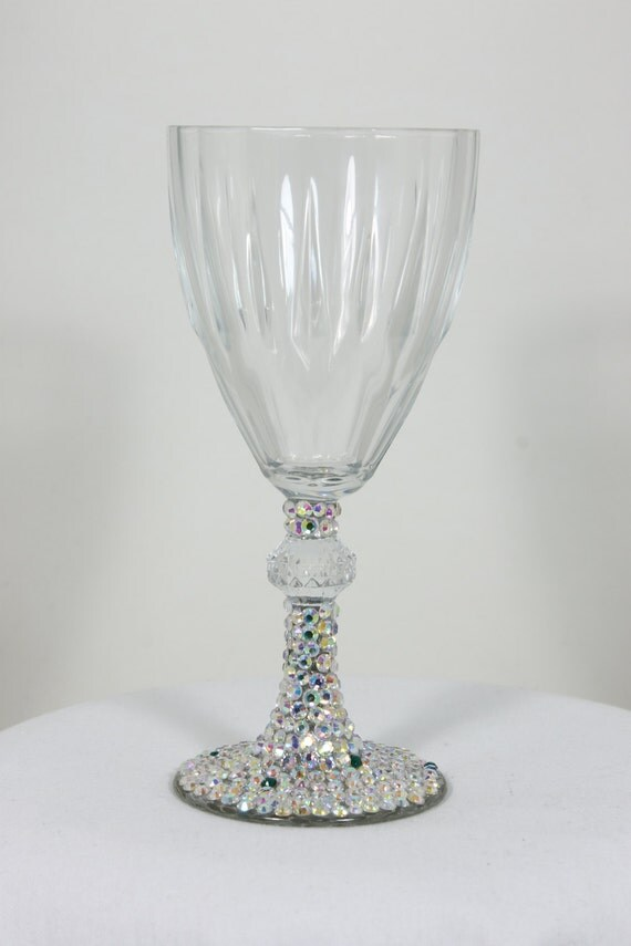 Custom Wedding Wine Glasses : Custom Made Wine Glass Wedding Glasses Bride Wine Glass Bridesmaid ...