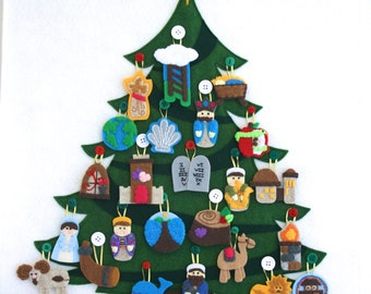 Jesus Storybook Bible Jesse Tree Symbols | Search Results | Calendar ...