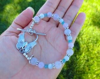 Fertility Bracelet - infertility jewelry, Healthy DIET bracelet