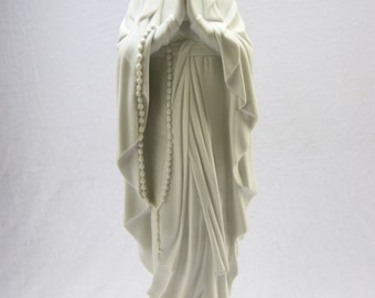 Our Lady of Lourdes Virgin Mary Statue