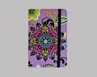 Kindle Cover Hardcover, Kindle Case, eReader, Kobo, Kindle Voyage, Kindle Fire HD 6 7, Kindle Paperwhite, Nook GlowLight Purple Passion