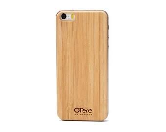 Back to iPhone ArtBack Classic bamboo wood