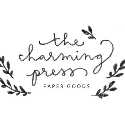 THE CHARMING PRESS - PAPER GOODS