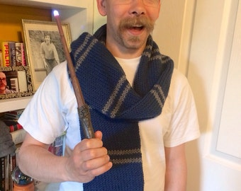Hogwarts Ravenclaw Scarf - Screen Colors the Later Years