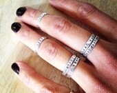 mantra rings -as a set or solo