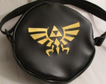 Zelda Tri Force Purse