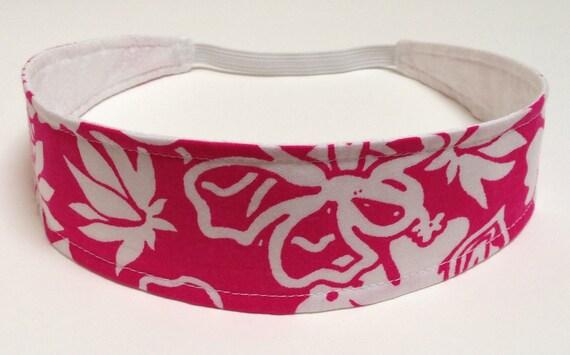 Reversible Fabric  Headband  -  BECCA -  Headbands for Women