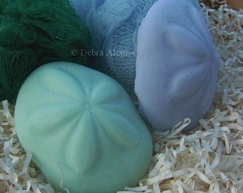 Flower of the Sea Ocean Silicone Soap Mold Candle Mold Natures Molds DIY Beach Craft Molds Wedding Favors
