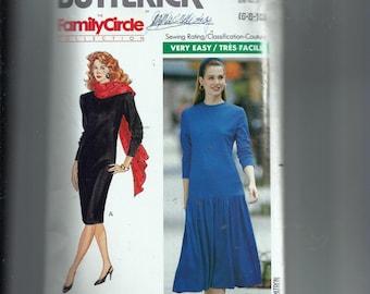 Butterick Misses' /Misses' Petite Dress Pattern 4296