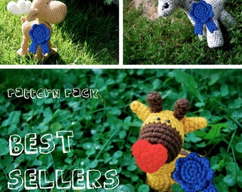 PATTERN PACK - Best Sellers