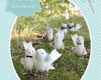 little birds : a sewing pattern