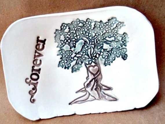 Forever Tree Trinket Dish