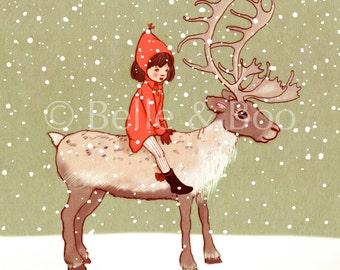 Me & My Reindeer